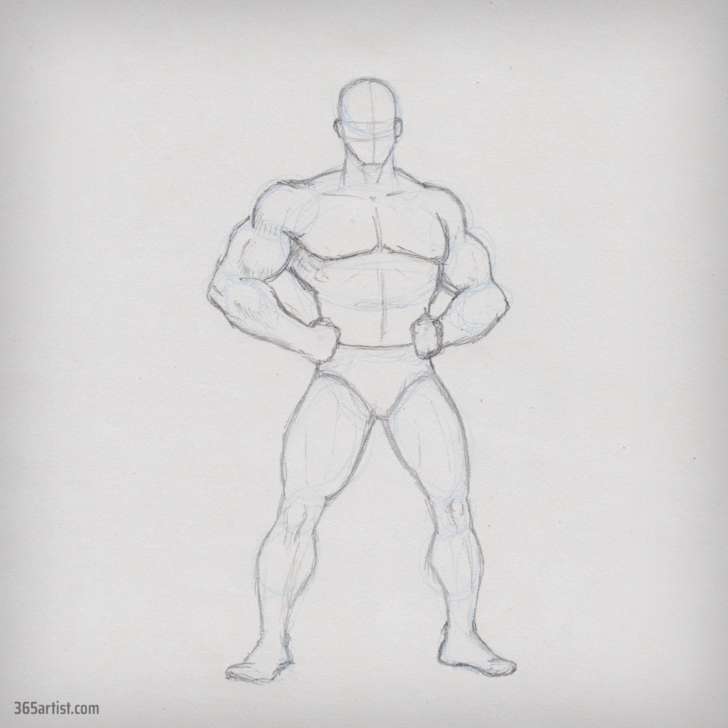 body construction tutorial
